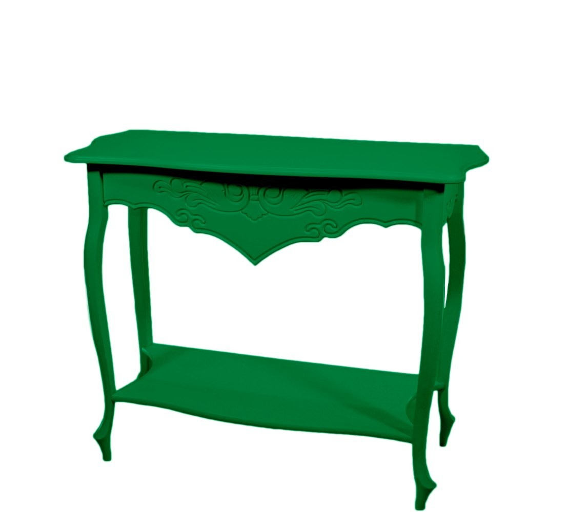 Aparador Sala De Jantar ~ Aparador Colorido Entalhado I Verde