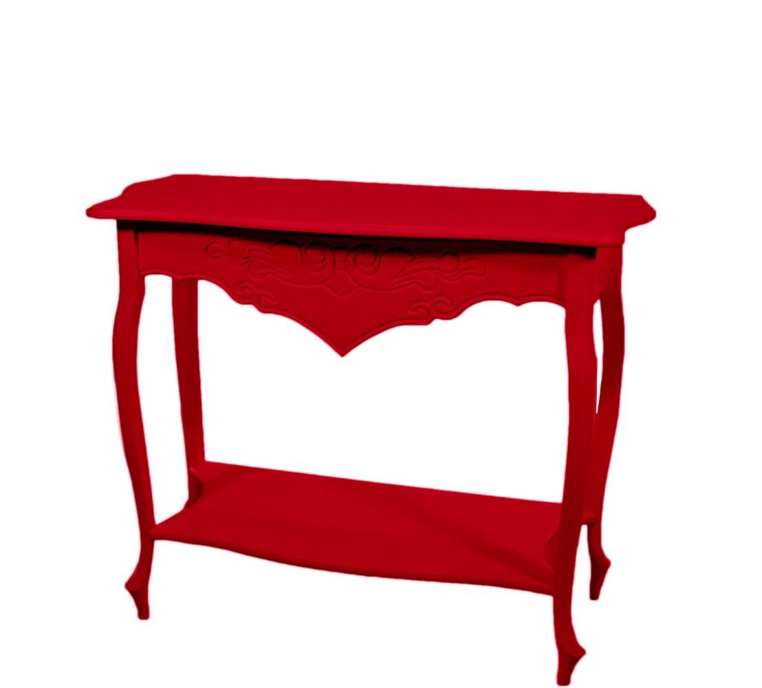 Aparador Ikea Ps ~ Aparador Colorido Entalhado I Vermelho